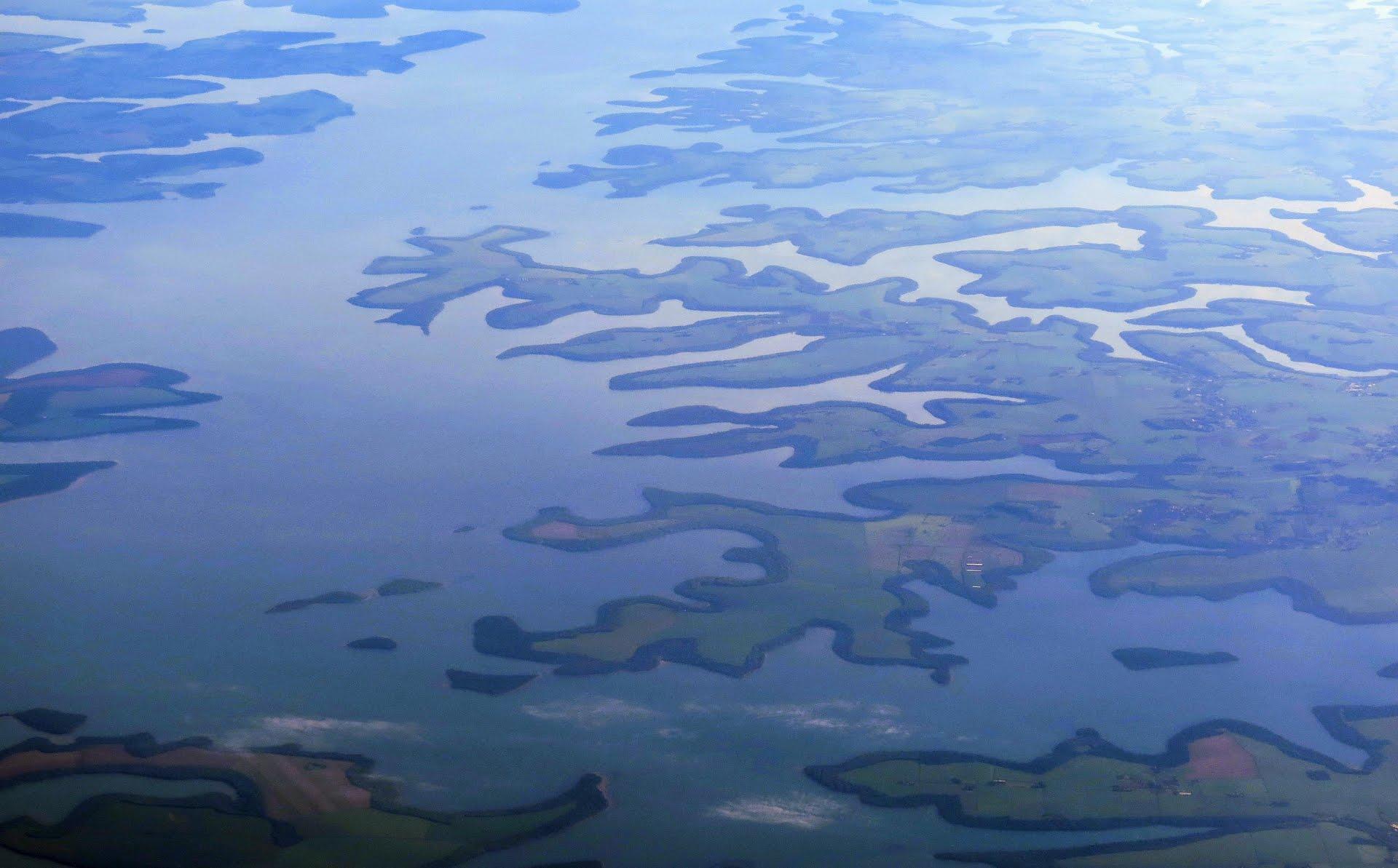Salto de Sete Quedas: a maravilha natural inundada por um lago artificial 10