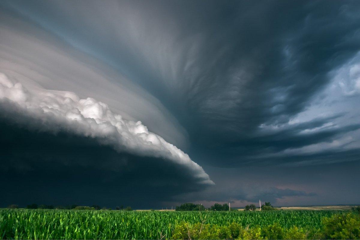Incríveis fotos de caçadores de tempestades 11