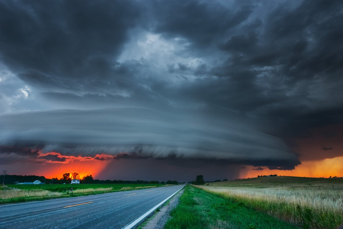 Incríveis fotos de caçadores de tempestades 12