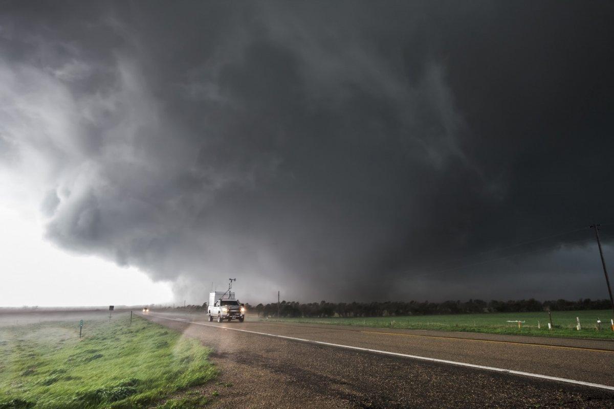 Incríveis fotos de caçadores de tempestades 13