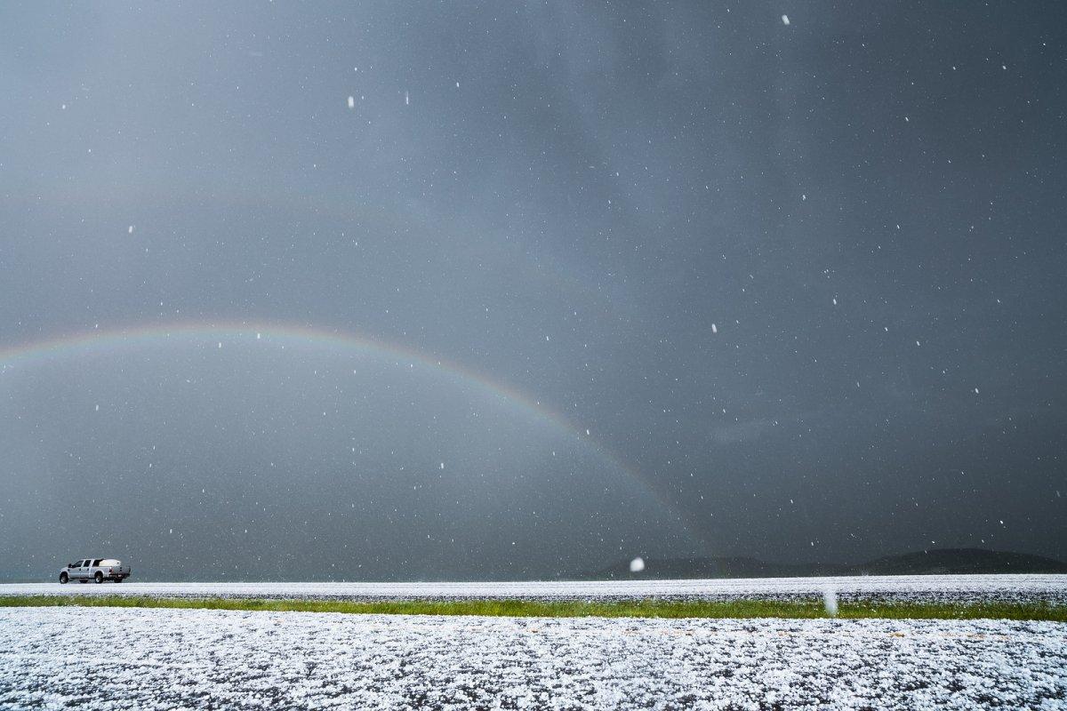 Incríveis fotos de caçadores de tempestades 14