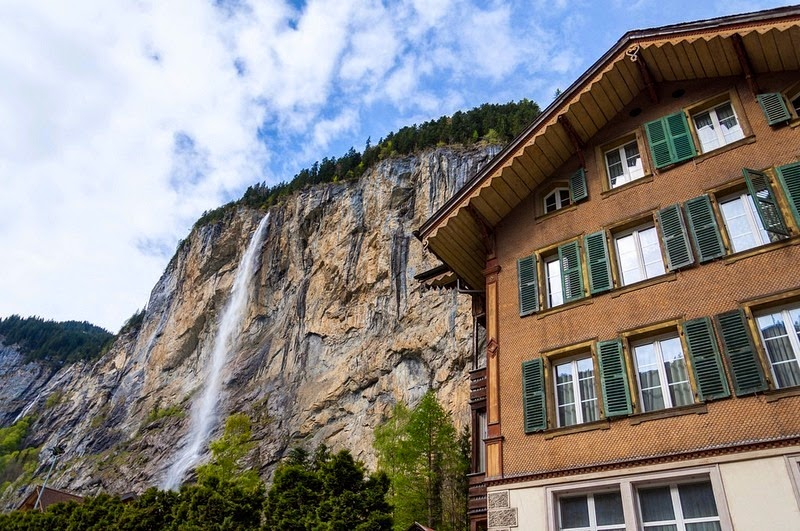 Lauterbrunnen: o vale das 72 cachoeiras 10