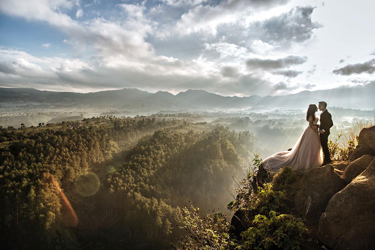 23 fotografias de casamento em inesquec�veis paisagens ao redor do mundo 02