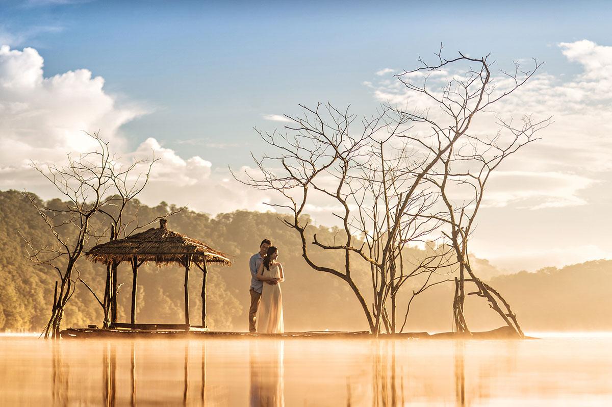 23 fotografias de casamento em inesquecíveis paisagens ao redor do mundo 08