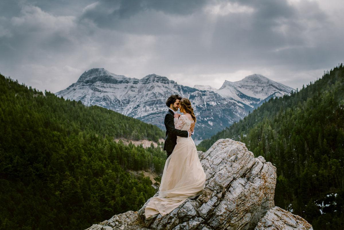 23 fotografias de casamento em inesquecíveis paisagens ao redor do mundo 10