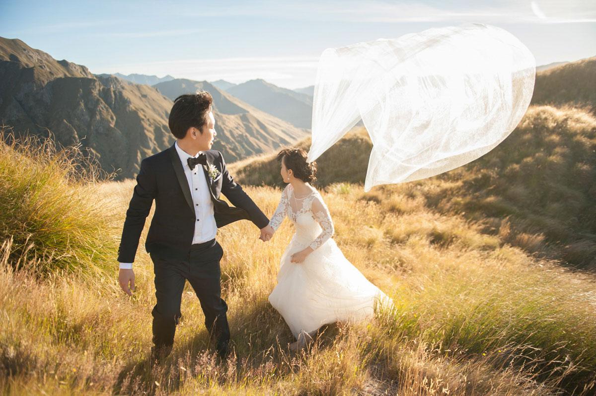 23 fotografias de casamento em inesquecíveis paisagens ao redor do mundo 11