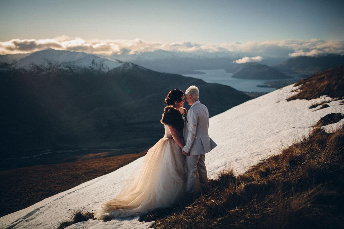 23 fotografias de casamento em inesquecíveis paisagens ao redor do mundo 15