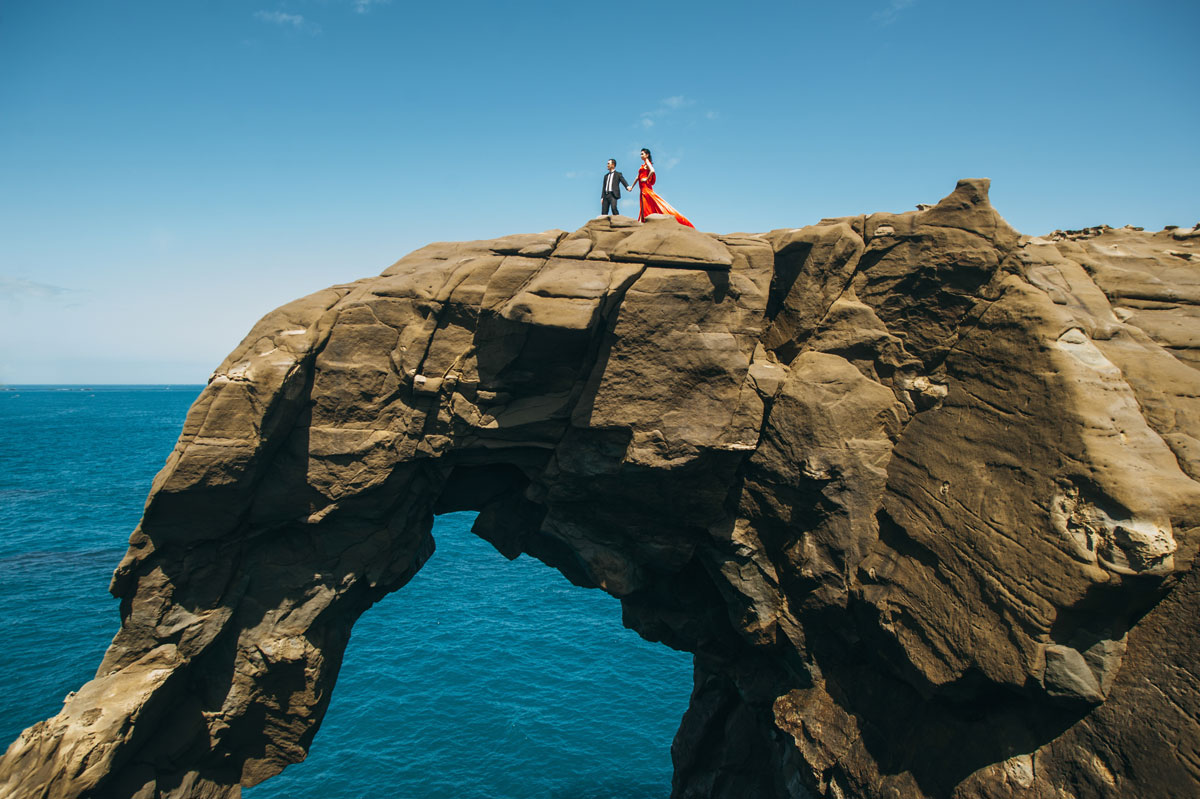 23 fotografias de casamento em inesquecíveis paisagens ao redor do mundo 21
