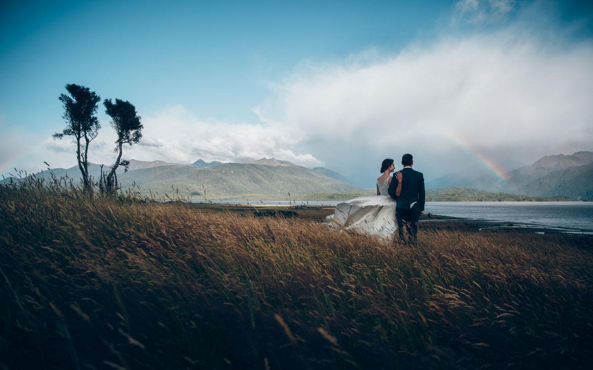 23 fotografias de casamento em inesquecíveis paisagens ao redor do mundo 22
