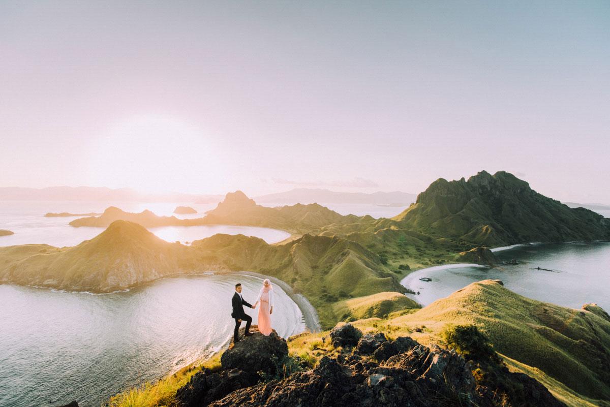 23 fotografias de casamento em inesquecíveis paisagens ao redor do mundo 23