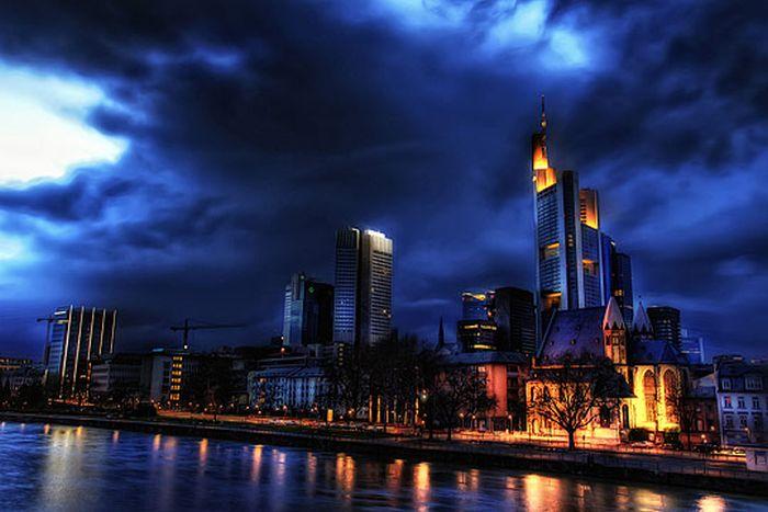 Skylines urbanos em HDR - Onde a realidade encontra a imaginação 05