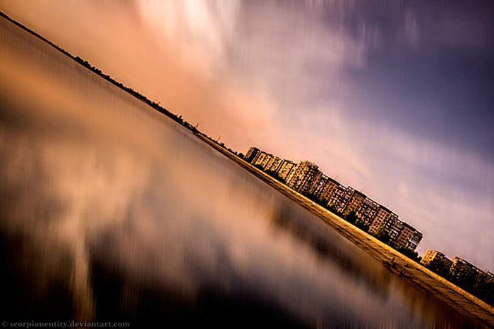 Skylines urbanos em HDR - Onde a realidade encontra a imaginação 06