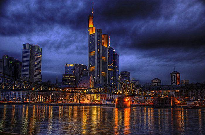 Skylines urbanos em HDR - Onde a realidade encontra a imaginação 07