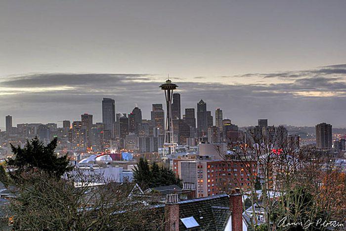 Skylines urbanos em HDR - Onde a realidade encontra a imaginação 08