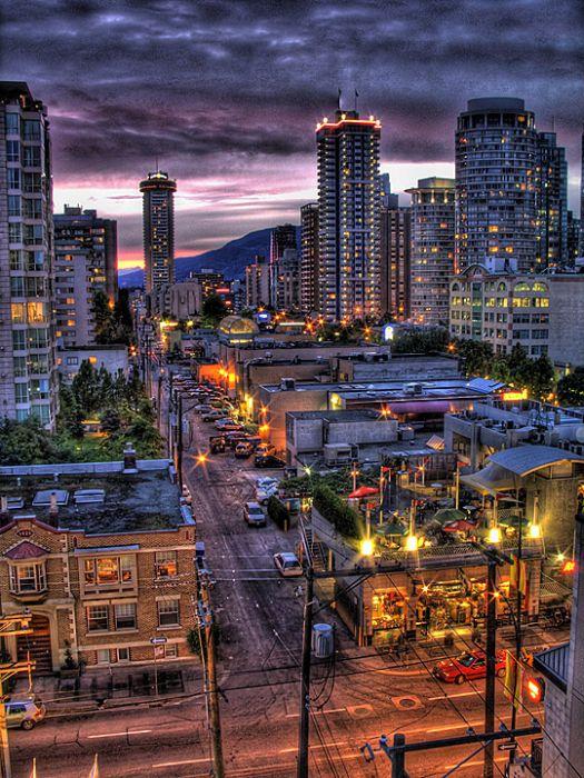 Skylines urbanos em HDR - Onde a realidade encontra a imaginação 11