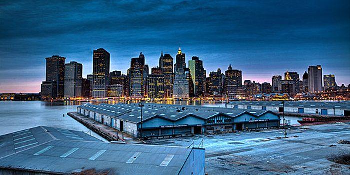 Skylines urbanos em HDR - Onde a realidade encontra a imaginação 12
