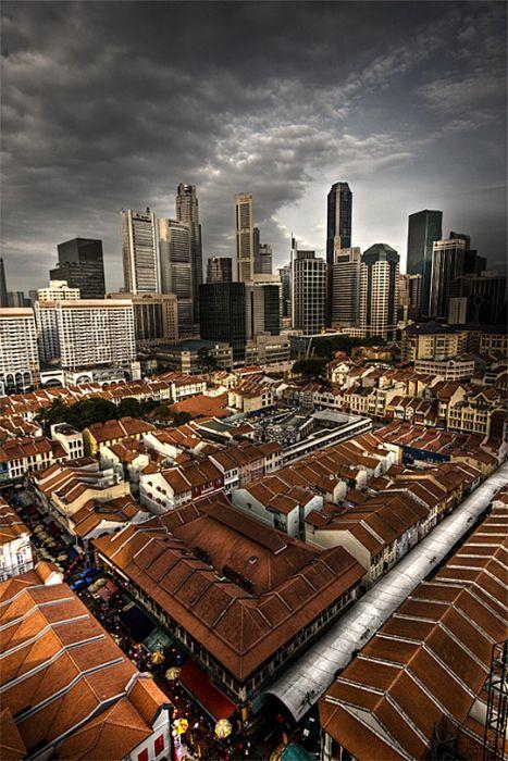 Skylines urbanos em HDR - Onde a realidade encontra a imaginação 13