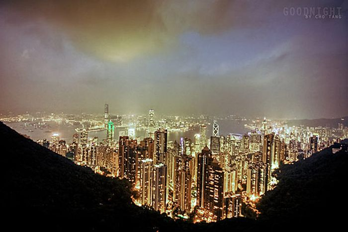 Skylines urbanos em HDR - Onde a realidade encontra a imaginação 14