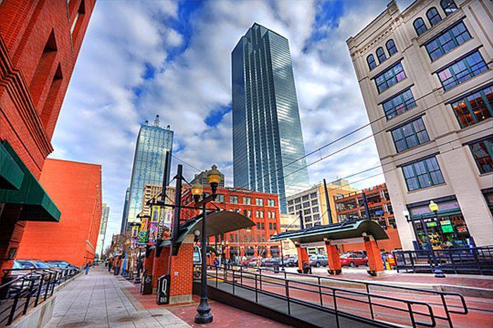 Skylines urbanos em HDR - Onde a realidade encontra a imaginação 16