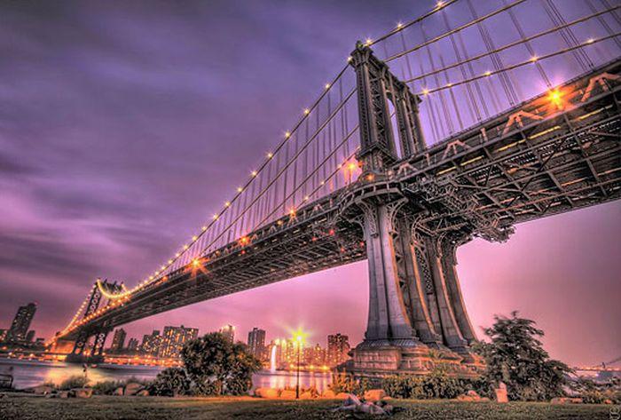 Skylines urbanos em HDR - Onde a realidade encontra a imaginação 17