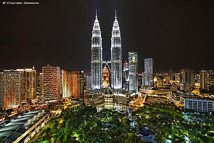 Skylines urbanos em HDR - Onde a realidade encontra a imaginação 18