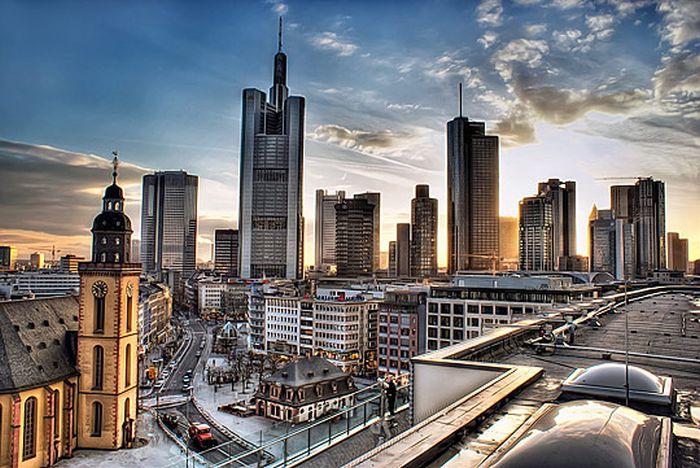 Skylines urbanos em HDR - Onde a realidade encontra a imaginação 20