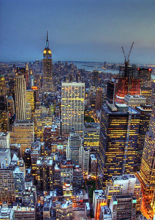 Skylines urbanos em HDR - Onde a realidade encontra a imaginação 21