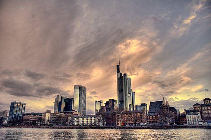 Skylines urbanos em HDR - Onde a realidade encontra a imaginação 23