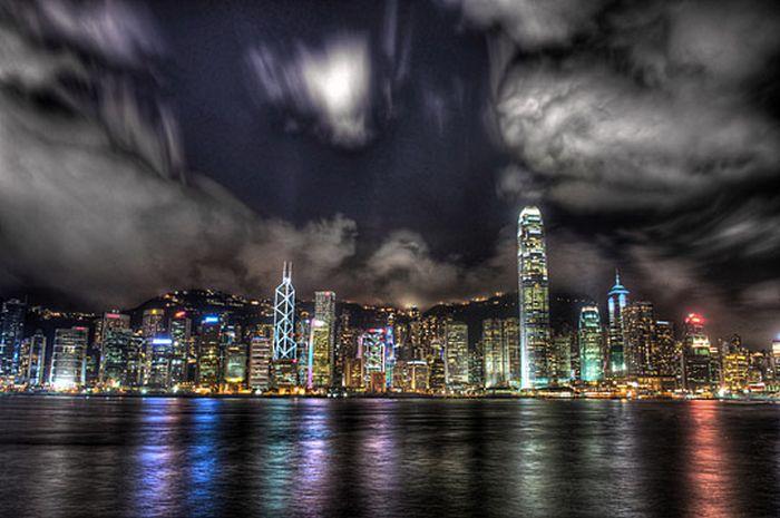 Skylines urbanos em HDR - Onde a realidade encontra a imaginação 24