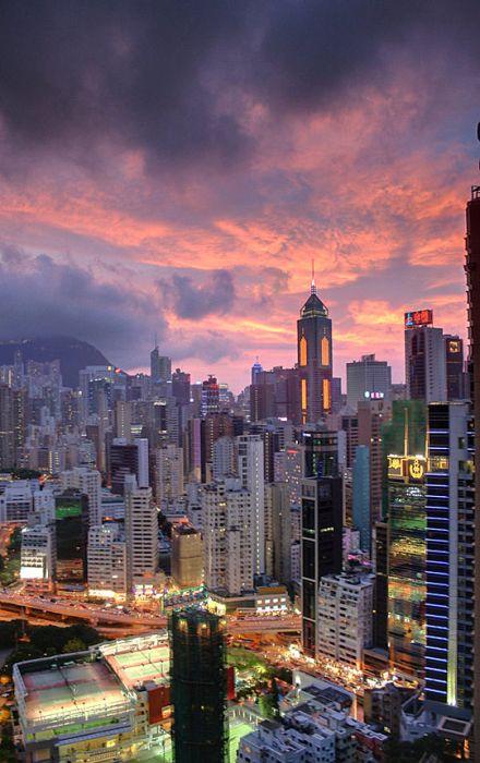 Skylines urbanos em HDR - Onde a realidade encontra a imaginação 25