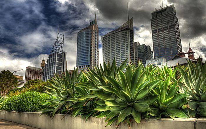 Skylines urbanos em HDR - Onde a realidade encontra a imaginação 26