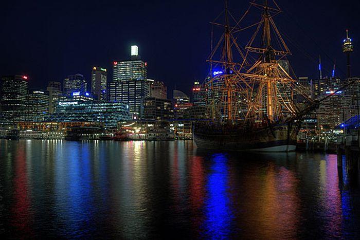 Skylines urbanos em HDR - Onde a realidade encontra a imaginação 27
