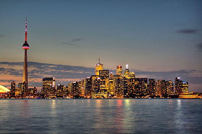 Skylines urbanos em HDR - Onde a realidade encontra a imaginação 28