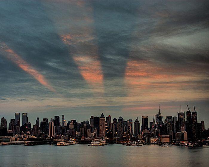 Skylines urbanos em HDR - Onde a realidade encontra a imaginação 29