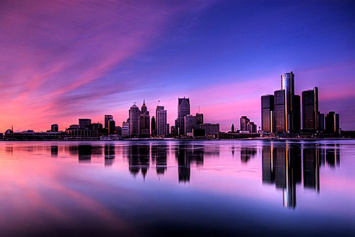 Skylines urbanos em HDR - Onde a realidade encontra a imaginação 31