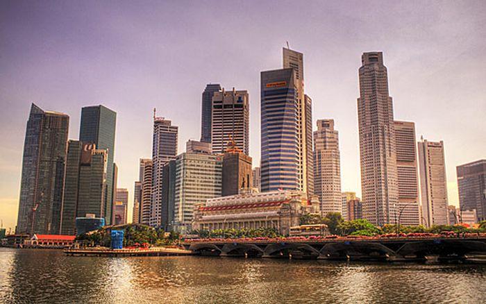 Skylines urbanos em HDR - Onde a realidade encontra a imaginação 32