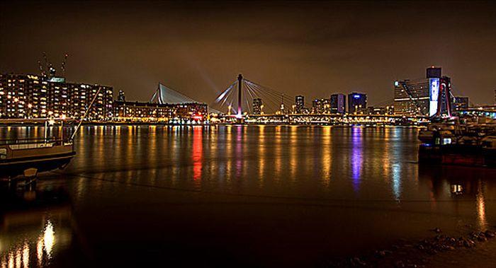 Skylines urbanos em HDR - Onde a realidade encontra a imaginação 33