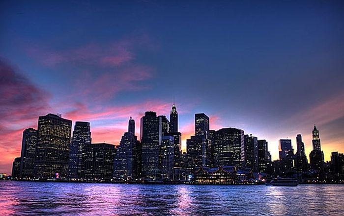 Skylines urbanos em HDR - Onde a realidade encontra a imaginação 34