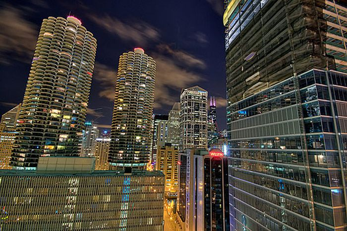 Skylines urbanos em HDR - Onde a realidade encontra a imaginação 35