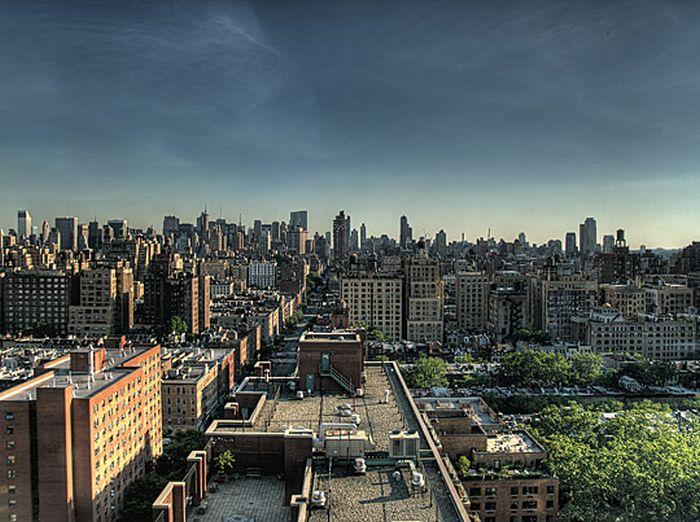 Skylines urbanos em HDR - Onde a realidade encontra a imaginação 36