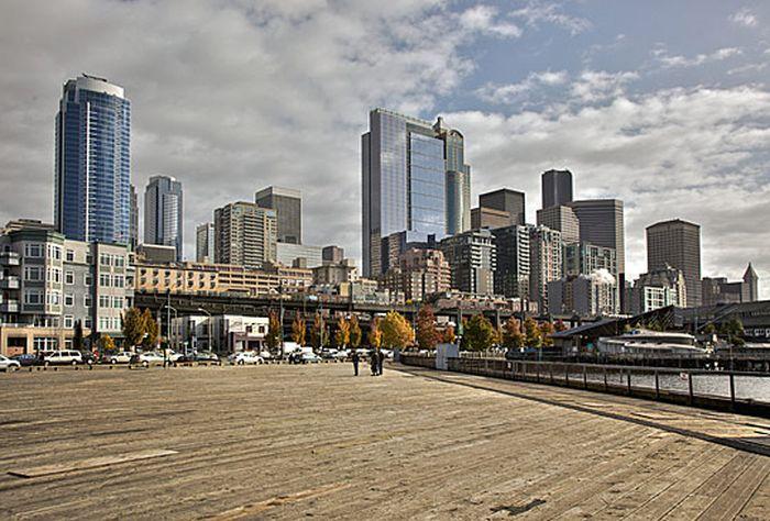 Skylines urbanos em HDR - Onde a realidade encontra a imaginação 37