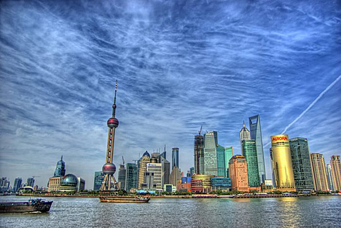 Skylines urbanos em HDR - Onde a realidade encontra a imaginação 38