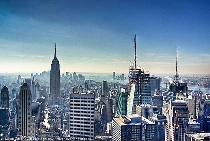 Skylines urbanos em HDR - Onde a realidade encontra a imaginação 39