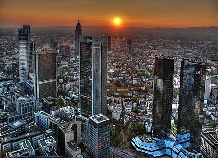 Skylines urbanos em HDR - Onde a realidade encontra a imaginação 40