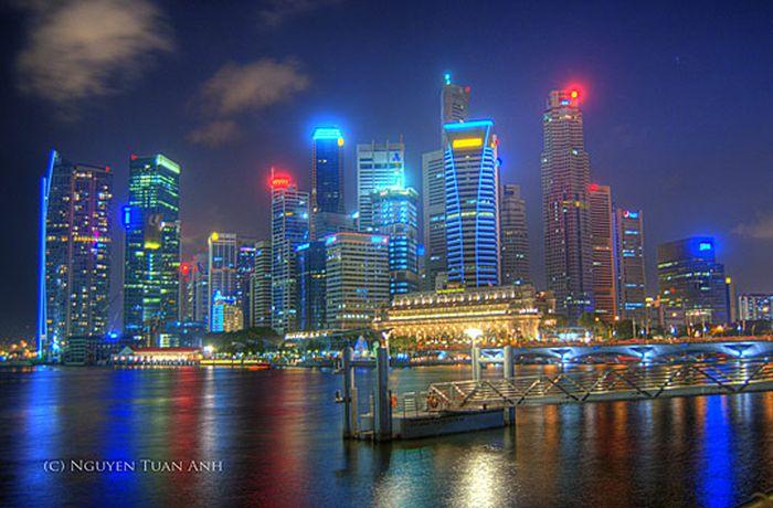 Skylines urbanos em HDR - Onde a realidade encontra a imaginação 41