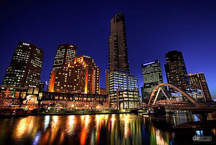 Skylines urbanos em HDR - Onde a realidade encontra a imaginação 44