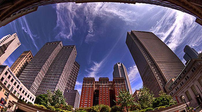 Skylines urbanos em HDR - Onde a realidade encontra a imaginação 45
