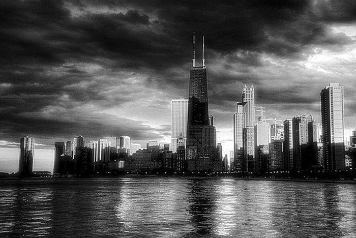 Skylines urbanos em HDR - Onde a realidade encontra a imaginação 46