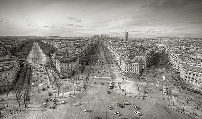 Skylines urbanos em HDR - Onde a realidade encontra a imaginação 47