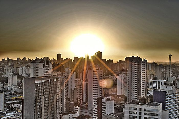 Skylines urbanos em HDR - Onde a realidade encontra a imaginação 50